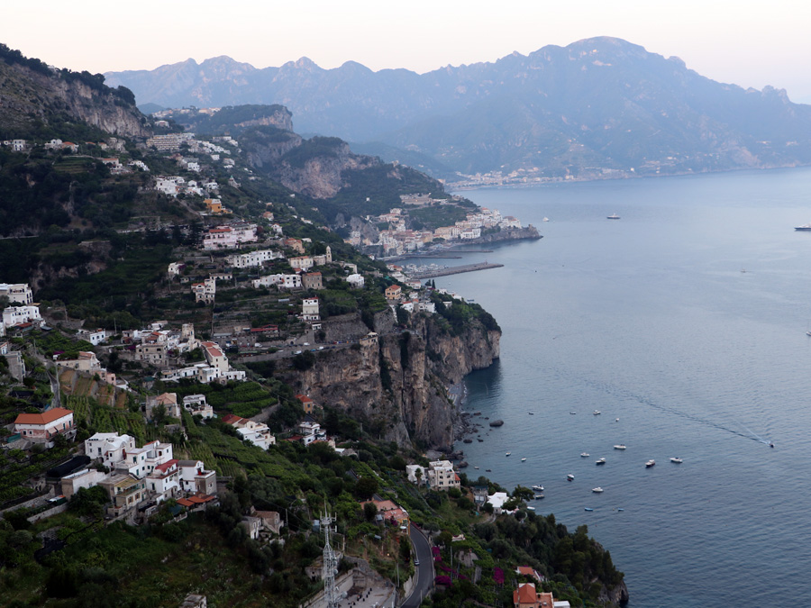 adventures in amalfi coast Italy