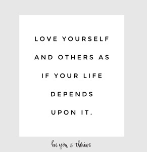 love-yourself