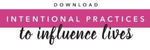 influence lives